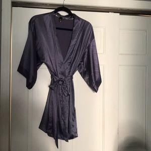 Victoria's Secret Satin Kimono Robe